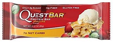 Apple Pie Quest Bar