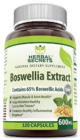 Herbal Secrets Boswellia Extract